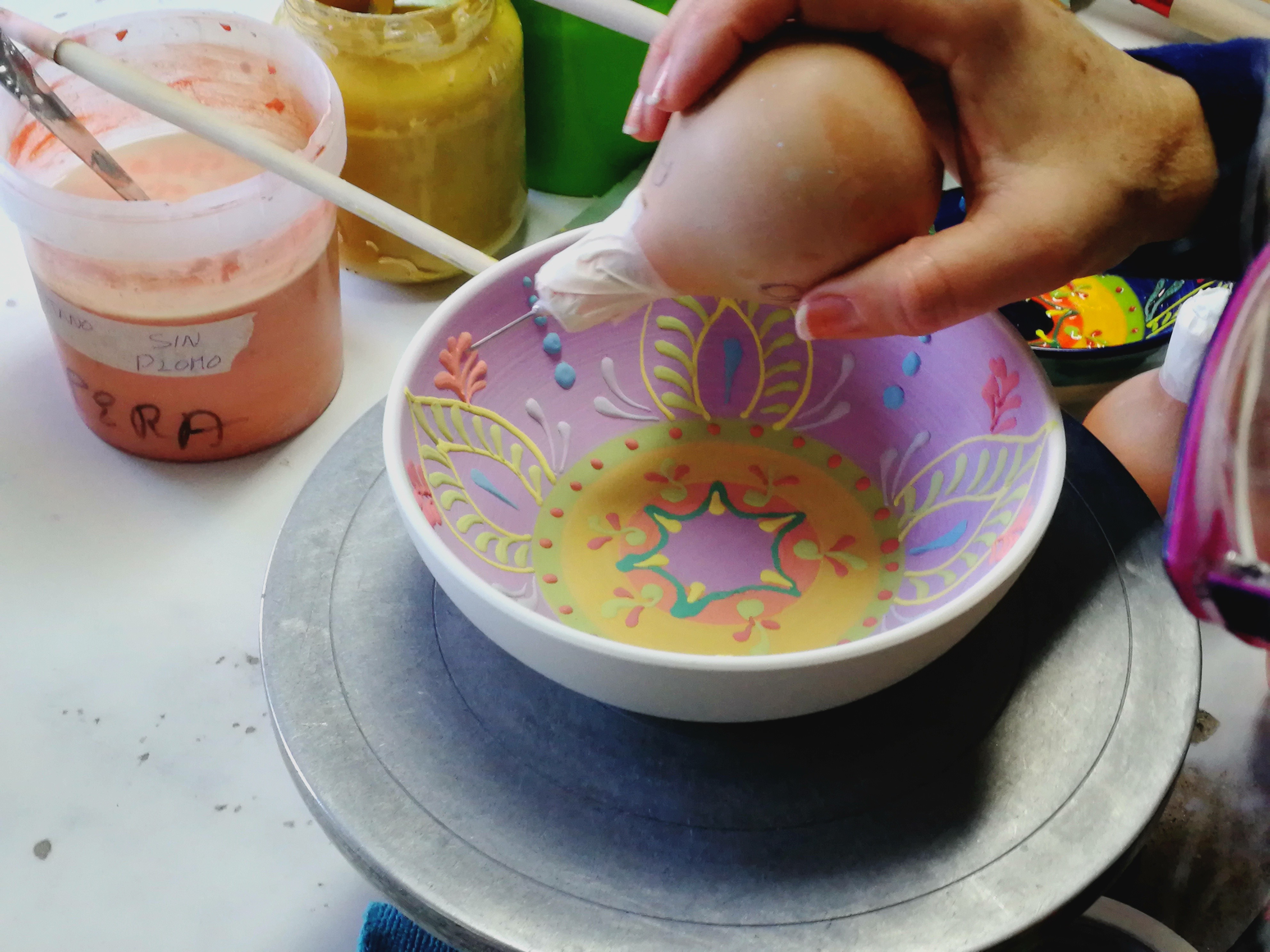 ceramica a mano